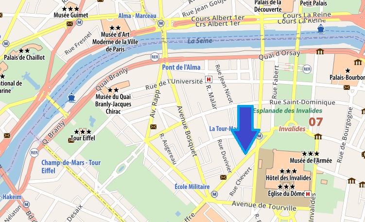 Delthom Software Modeling, 13 Bis avenue de la Motte-Picquet, 75007 Paris